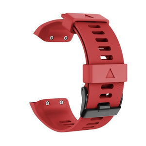 For Garmin Forerunner 35 Silicone Replacement Wrist Band Watch Strap with Tool