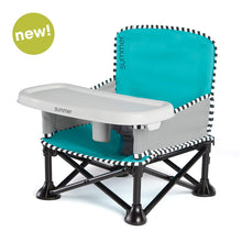 Load image into Gallery viewer, Pop 'n Sit SE Booster Chair (Sweetlife Edition), Aqua Sugar