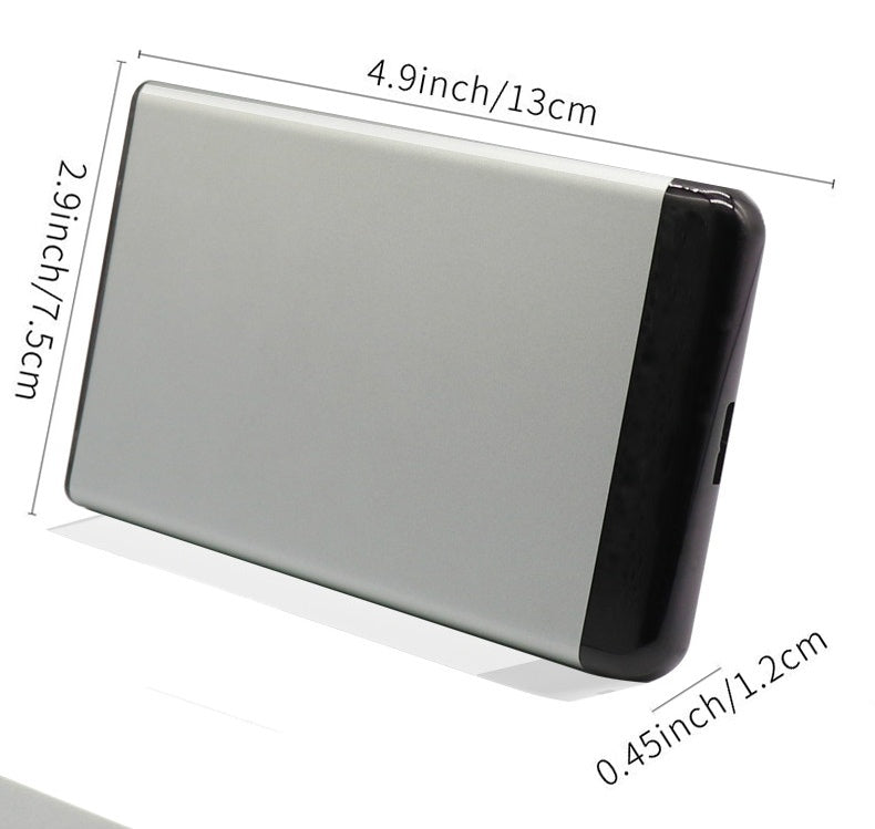 Hot Sale Professional Quality Portable Super-speed USB 3.0 To 2.5 Inch SATA HDD Hard Disk Driver Enclosure