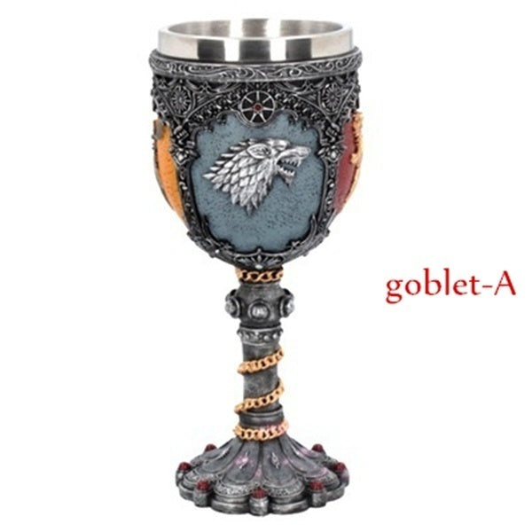 15 Styles Game of Thrones Seven Kingdom Tankards Beer Mug Mark Cup