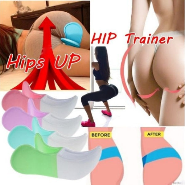 1 Pc Tightening Portable Pelvic Floor Muscle Inner Thigh Hip Exerciser Fitness Buttocks Trainer Body Shapers Accessroies