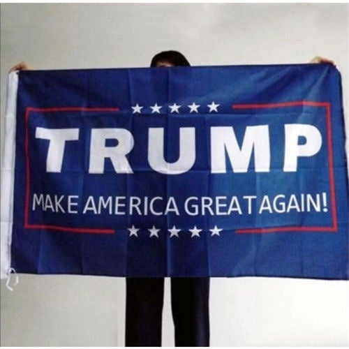 Donald J. Trump Flag Make America Great Again For President Sets Wholesale