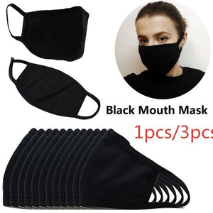 New 1/3 Pcs 3D Ultra-thin Breathable Dustproof Mouth Mask Anti-Dust Haze Pm2.5 Flu Allergy Protection Face Masks