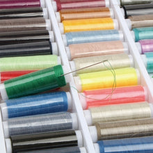 Load image into Gallery viewer, Fashion 39PCS/5PCS Mixed Colors Polyester Spool Sewing Thread