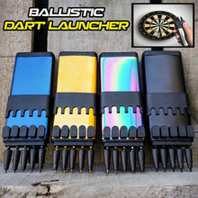 Load image into Gallery viewer, 2020 Ballistic Dart Gun Launcher Blaster Shooting Dart Metal Darts Tactical Hunting Self Defense Adult Toy