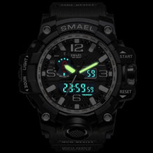 Load image into Gallery viewer, 11 Colors Men Digital LED Military Watch 50M Waterproof Sport Watch Army Wristwatch Relogio Montre Homme