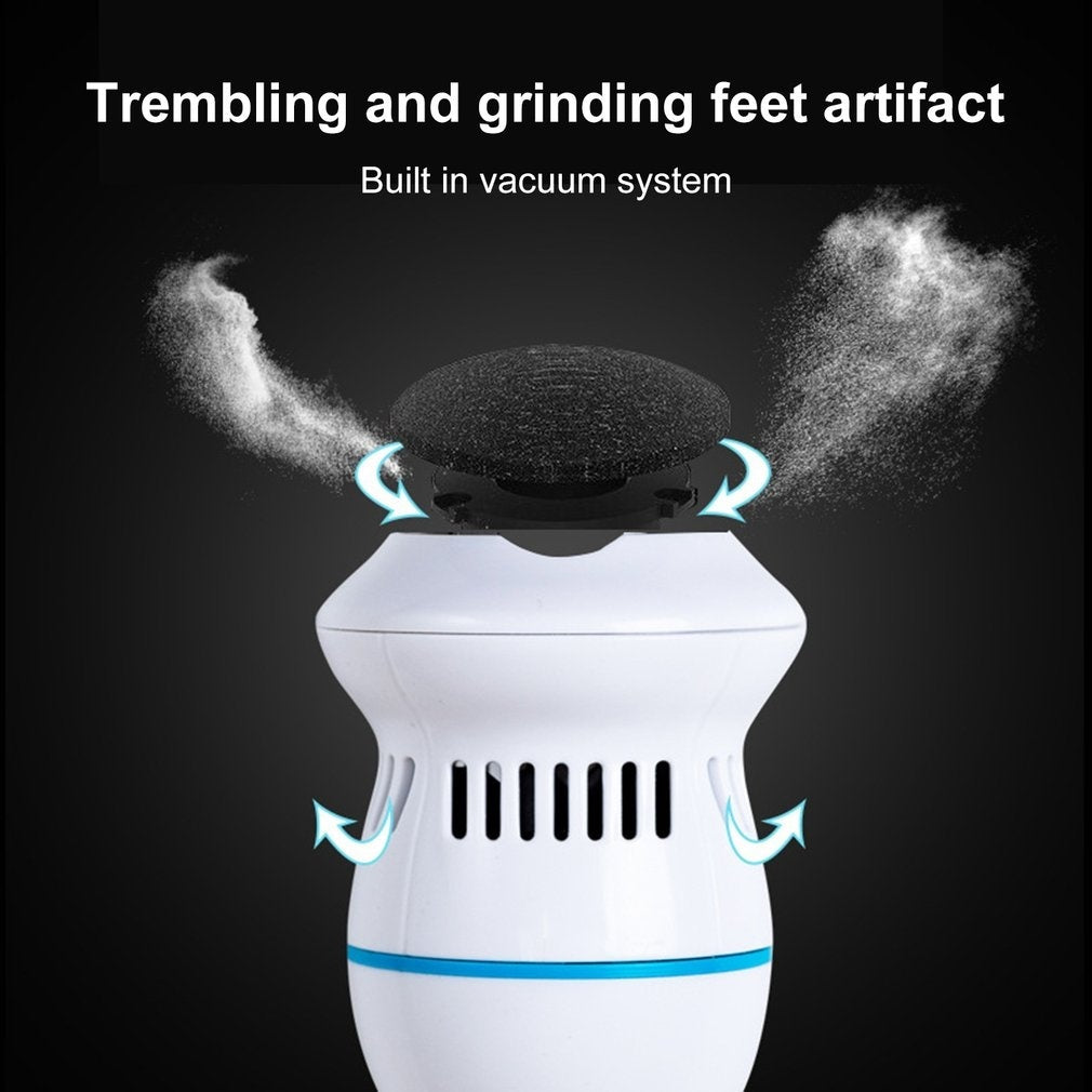 Electric Foot Grinder New Charging Models High And Low Gears Adjust Speed
