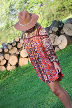 Load image into Gallery viewer, Boho dress