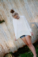 Load image into Gallery viewer, Ivory Cream Sweater