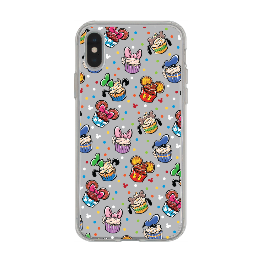 Bake It Happy Cupcake Phone Case iPhone X/XS