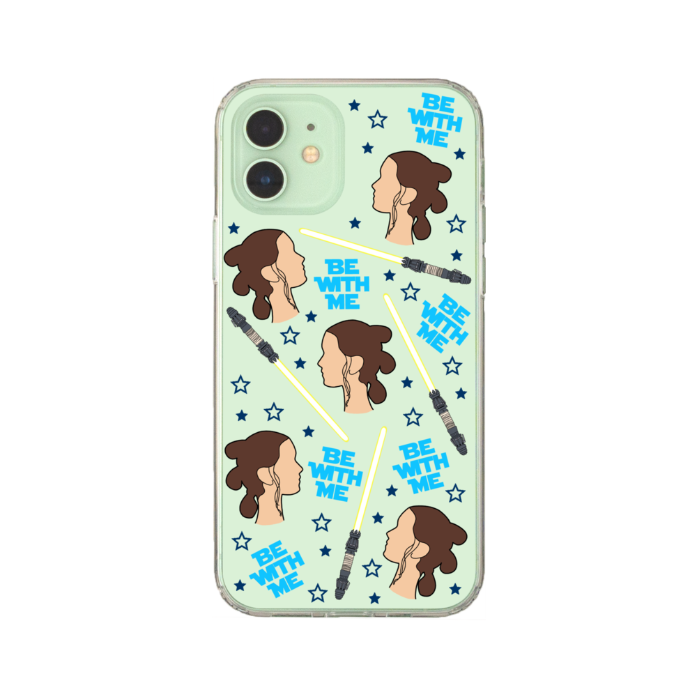 Be With Me Rey Phone Case iPhone 12/12 Pro