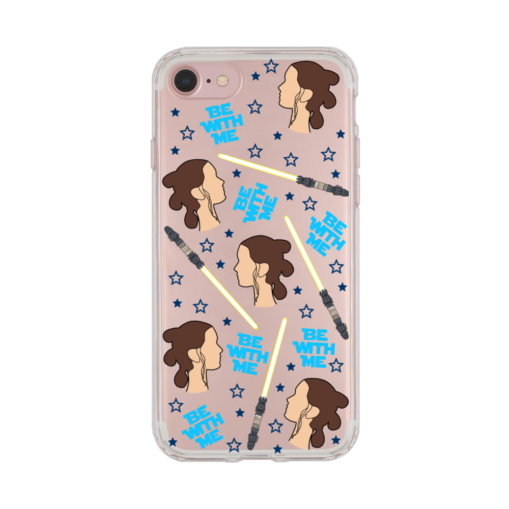 Be With Me Rey Phone Case iPhone 7/8/SE