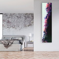 Abstract Resin Wall Art