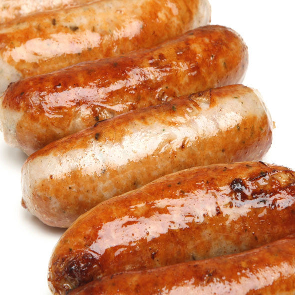 Pork and Country Herb Sausages