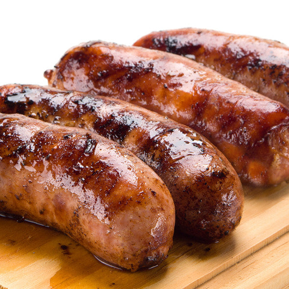 Cracked Black Pepper Pork Sausages