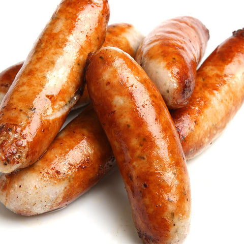 Pork and Wold Top Ale Sausages