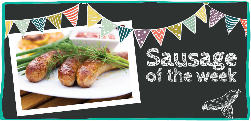 Sausage of the Week