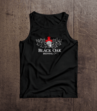 Load image into Gallery viewer, Black Ladies Tank
