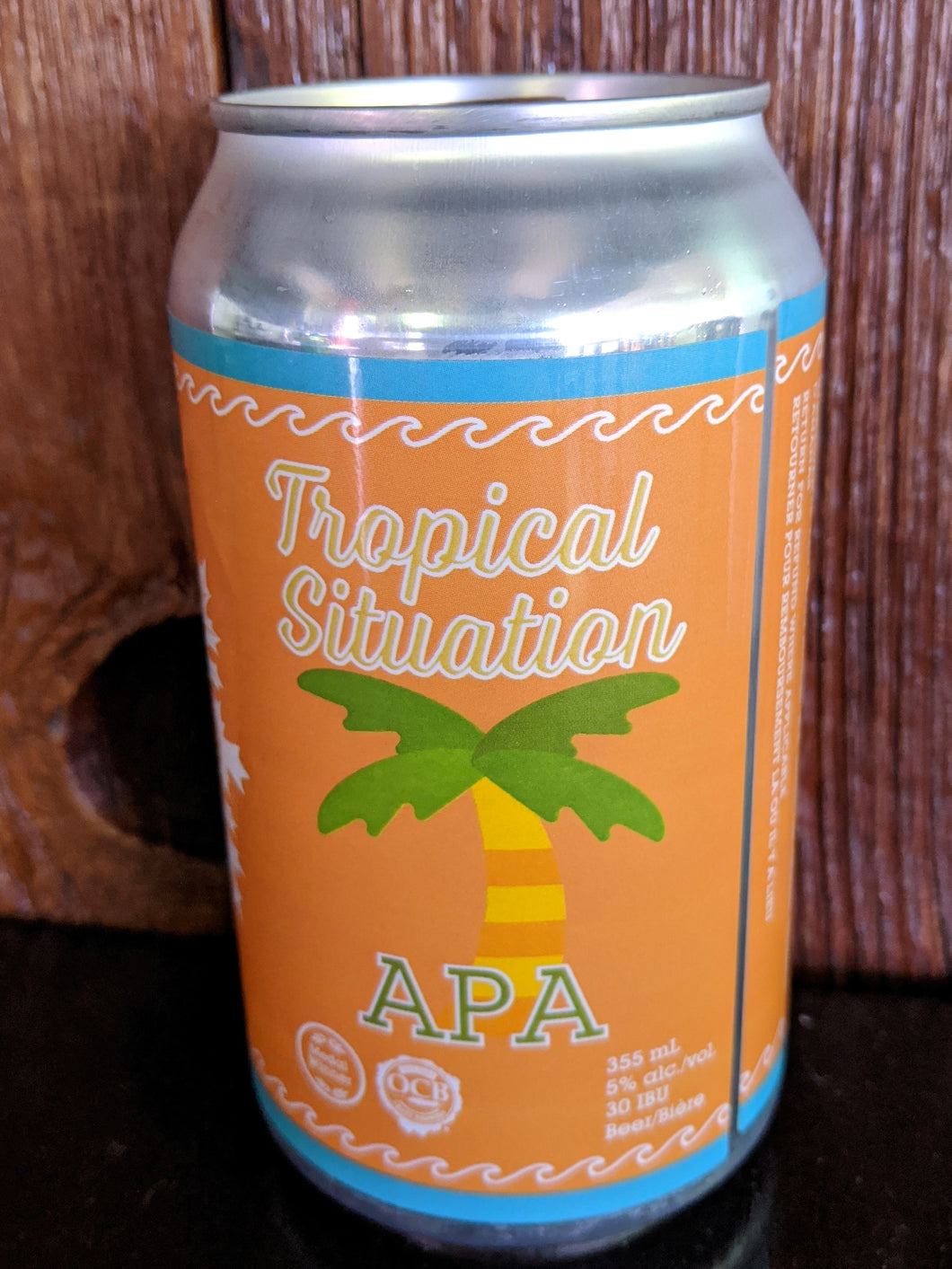 Tropical Situation Pineapple APA 355mL Can Limited Special Edition