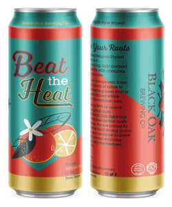 Beat the Heat - 24 Cans