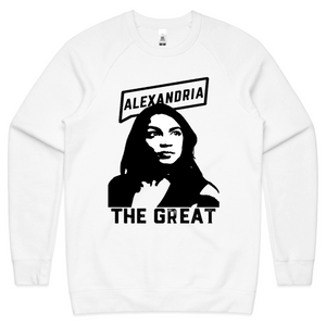 Alexandria the Great Crewneck