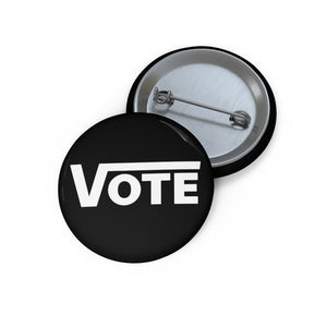 Black Vote 2020 button