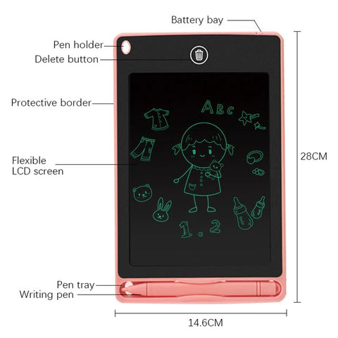 Wow Gadget Shop E-Writing  Tablet for Kids