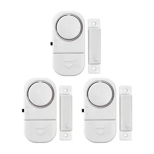 Wow Gadget Shop 3pcs Door And Window Burglar Alarm 4PCS