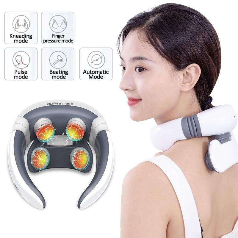 Wow Gadget Shop 4D Smart Neck Massager