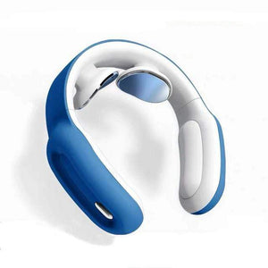 Wow Gadget Shop Blue Smart Electric Neck and Shoulder Massager