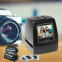 Wow Gadget Shop Negative Film Scanner Film Converter Photo Digital