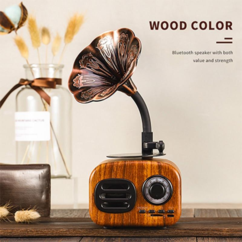Wow Gadget Shop Retro bluetooth gramophone speaker