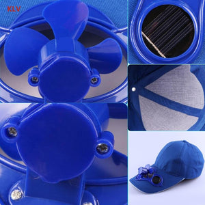 Wow Gadget Shop SOLAR POWERED COOLING HAT