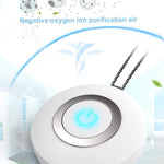 Wow Gadget Shop USB Portable Wearable Air Purifier