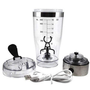 Wow Gadget Shop USB type Electric Protein Shaker