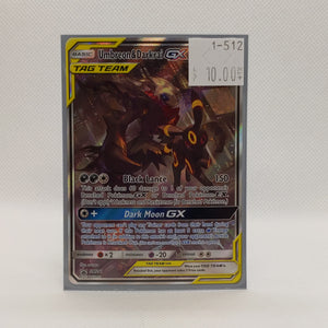 Umbreon & Darkrai GX - SM241 - NM - FOIL