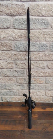 Zebco Annihilator Fishing Rod With Rapala Fathom Reel - CURBSIDE ONLY