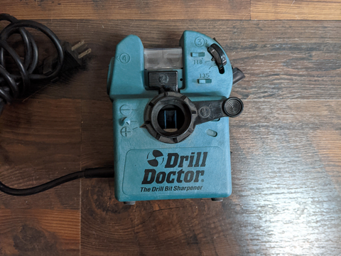 Drill Doctor - The Drill Bit Sharpener