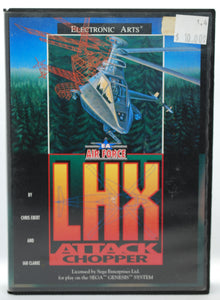 LHX: Attack Chopper - CIB