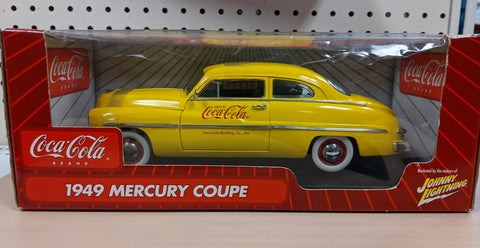 NEW IN BOX - 1949 Mercury Coupe Johnny Lightning