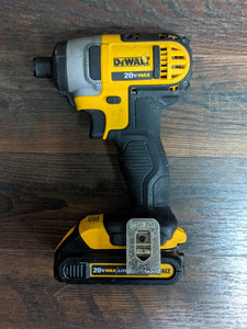 DeWalt Cordless Impact Driver - DCF885 - CURBSIDE ONLY