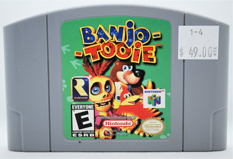 Banjo-Tooie For N64 - LOOSE