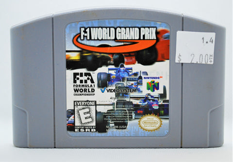 F-1 World Grand Prix - LOOSE