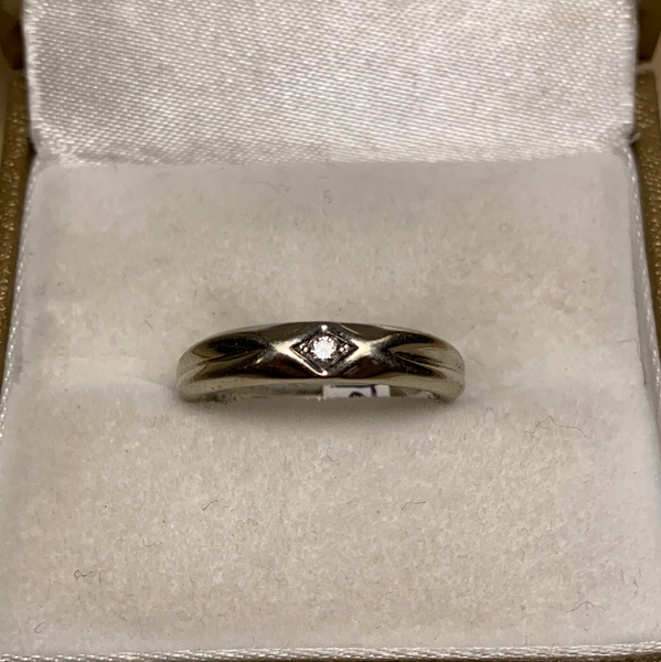 10KT Solitaire Diamond