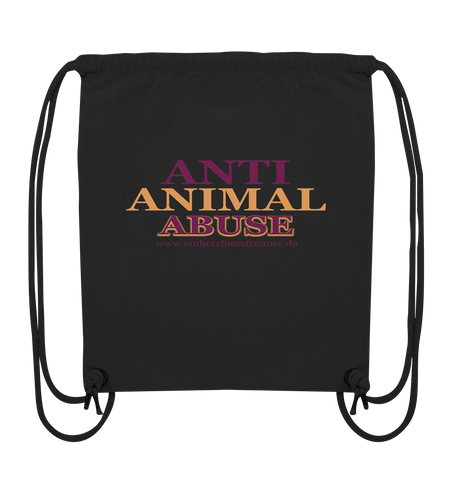 "Recycling Gym-Bag ""Animal"""