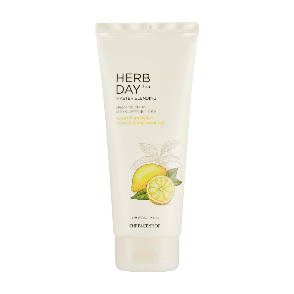Herb Day 365 Master Blending Cleansing Cream Lemon & Grapefruit