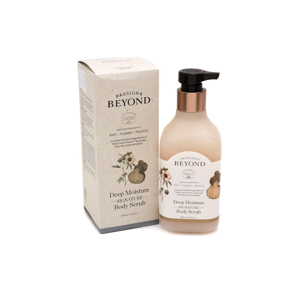 Beyond Deep Moisture Signature Body Scrub