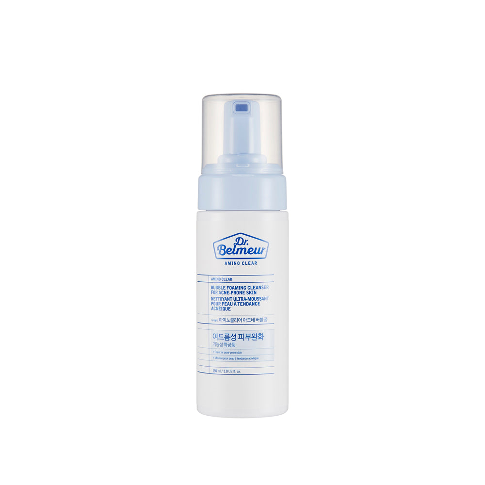 Dr. Belmeur Amino Clear Bubble Foaming Cleanser