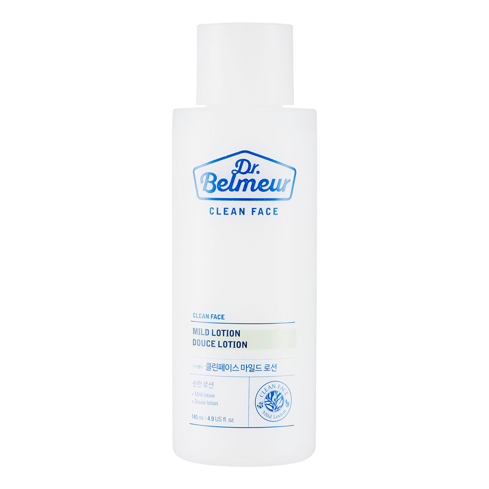 Dr. Belmeur Clean Face Mild Lotion