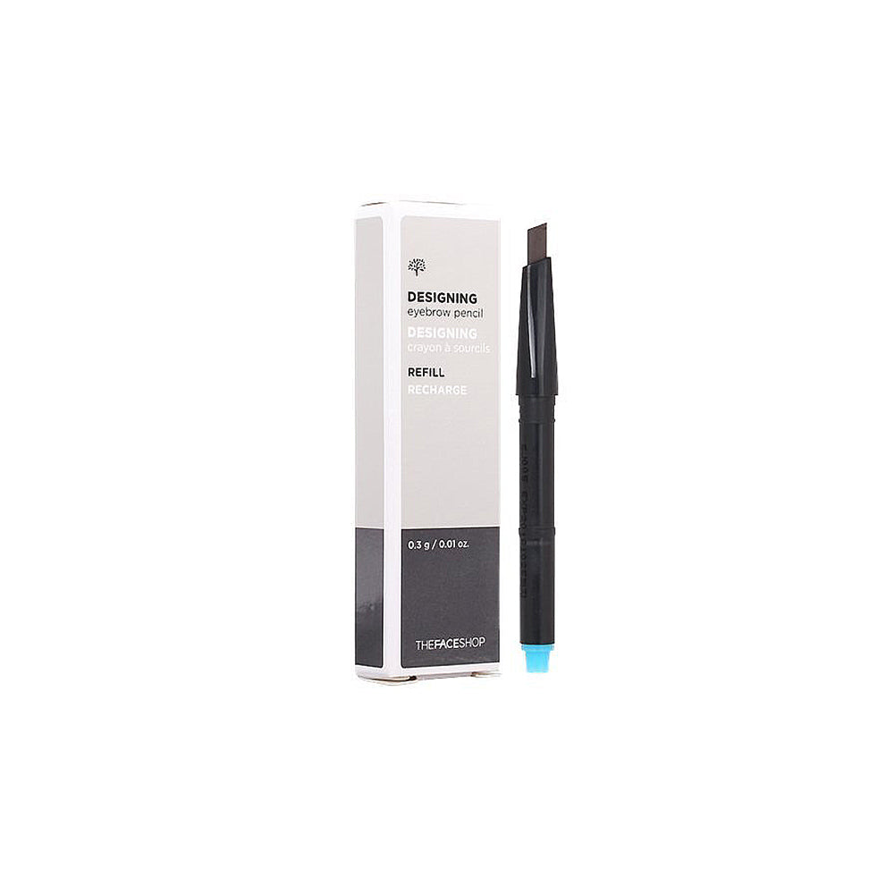 Designing Eyebrow Pencil 05-Dark Brown (Refill)